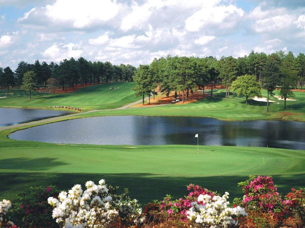 Hyland Golf Club in Southern Pines, North Carolina